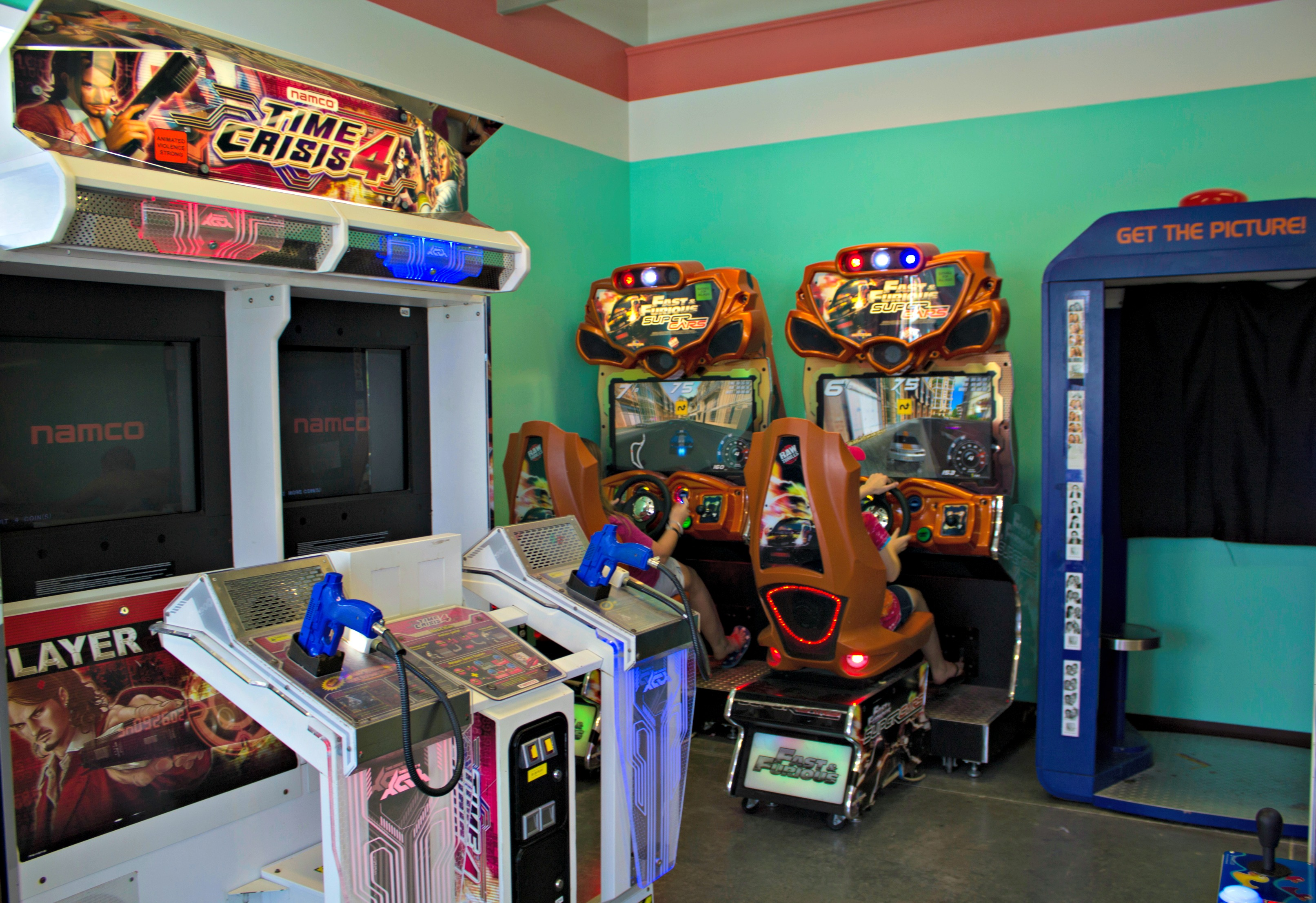 Arcade at Massey's Landing