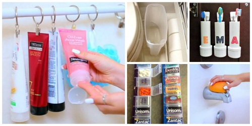 RV Hacks for the Bathroom