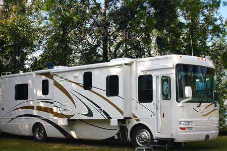 RV Storage & Valet Services