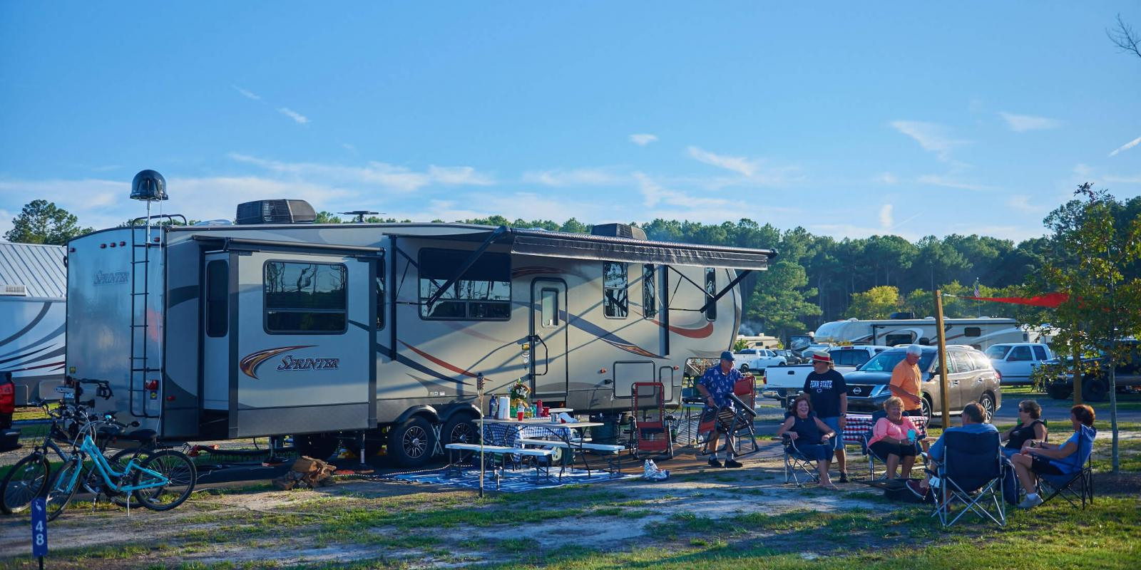 Massey's Landing RV Resort